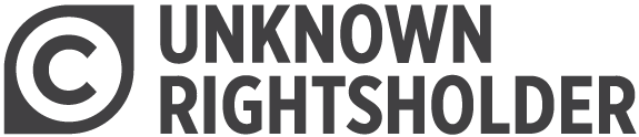 In Copyright – Unknown Rightholders